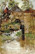 The watermill GAINSBOROUGH, Thomas