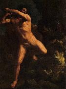 Hercules Vanquishing the Hydra of Lerma Guido Reni