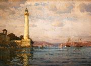The Ahirkapi Lighthouse Michael Zeno Diemer