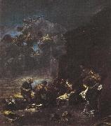 The Adoration of the Shepherds BRAMER, Leonaert