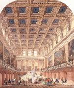 The Booking Hall Euston Station Philip Charles Hardwick