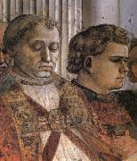 Details of The Celebration of the Relics of St Stephen and Part of the Martyrdom of St Stefano Fra Filippo Lippi