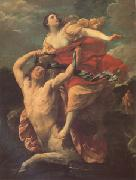 Deianira Abducted by the Centaur Nessus (mk05) Guido Reni