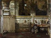 An Egyptian widow in the Time of Diocletian (mk23) tadema