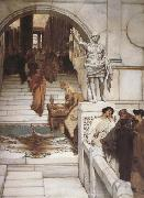 An Audience at Agrippa's (mk23) tadema