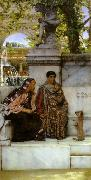 In the Time of Constantine (mk23) tadema