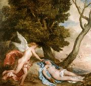 Cupid and Psyche (mk25) Dyck, Anthony van