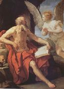 Saint Jerome and the Angel (nn03) Guido Reni