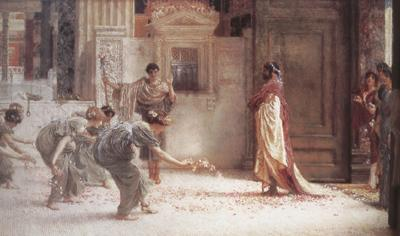 Alma-Tadema, Sir Lawrence Caracalla (mk23)