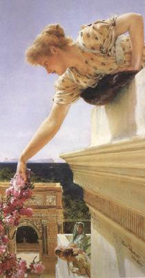 Alma-Tadema, Sir Lawrence God speed