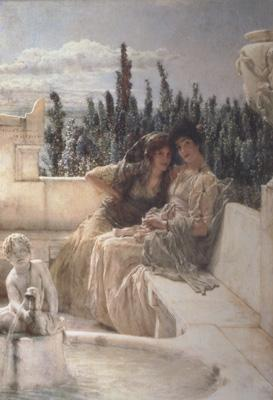 Alma-Tadema, Sir Lawrence Whispering Noon (mk23)