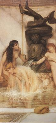 Alma-Tadema, Sir Lawrence Strigils and Sponges (mk24)